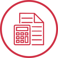 accounts preparation services icon