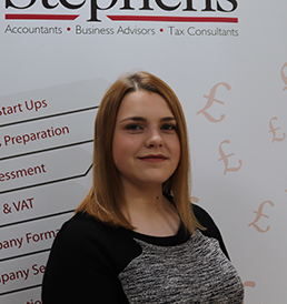 Nicola Holmes - Semi Senior Accounts Clerk