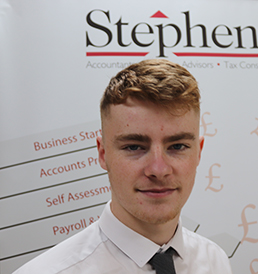 Will Holgate - Trainee Accountant
